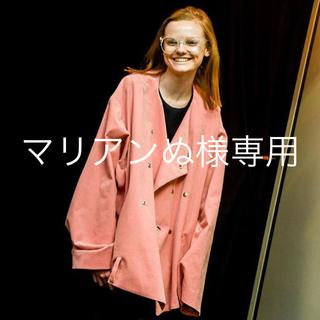 ウォール(WALL)の【未使用】KEISKE YOSHIDA ケイスケヨシダ コート(ロングコート)