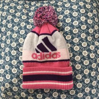 アディダス(adidas)のアディダス   レディースニット帽(ニット帽/ビーニー)