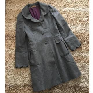ナネットレポー(Nanette Lepore)のナネットレポー カシミヤ100% デザインコート(ロングコート)