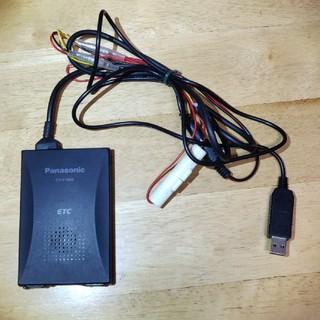 パナソニック(Panasonic)のETC 軽自動車登録 USB電源 二輪(ETC)