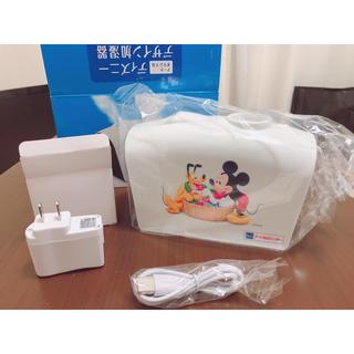 ディズニー(Disney)の非売品‼️ディズニー加湿器✨(加湿器/除湿機)