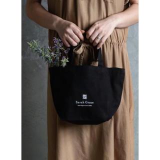 サラグレース(Sarah Grace)の新品 週末SALE 巾着型 トートバッグ サラグレース(トートバッグ)
