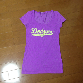 エルビーゼロスリー(LB-03)のヤンキースTシャツ(Tシャツ(半袖/袖なし))