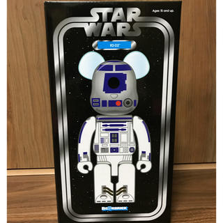 ベアブリック スターウォーズ R2-D2 400%