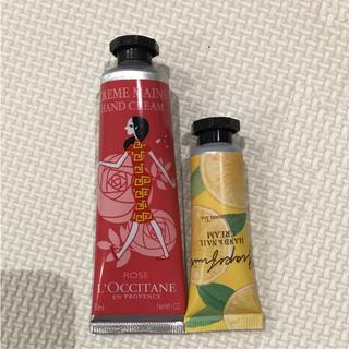 ロクシタン(L'OCCITANE)のロクシタンハンドクリームセット(ハンドクリーム)