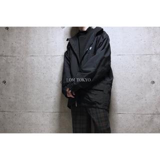 [used]3L big nylon jacket/coat.(ナイロンジャケット)