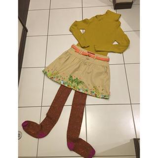 オイリリー(OILILY)のOILILY スカート(スカート)
