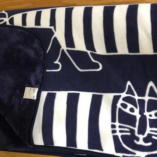 ユニクロ(UNIQLO)のユニクロ リサラーソン ブランケット(毛布)