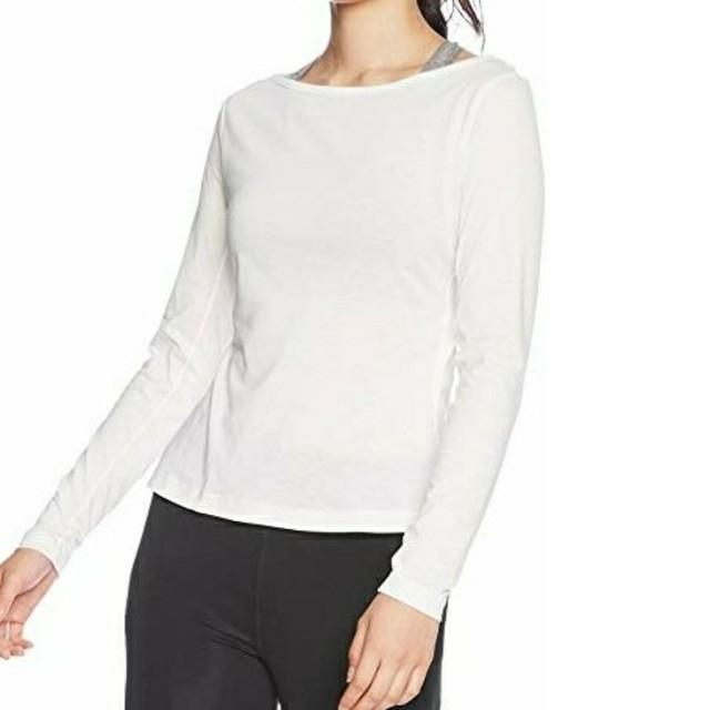 adidas(アディダス)の新品未使用 アディダストレーニングウェア WL BT ロングスリーブTシャツ  レディースのトップス(Tシャツ(長袖/七分))の商品写真