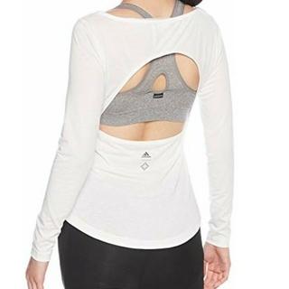 アディダス(adidas)の新品未使用 アディダストレーニングウェア WL BT ロングスリーブTシャツ (Tシャツ(長袖/七分))