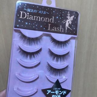 ダイヤモンドビューティー(Diamond Beauty)のダイアモンドラッシュ アーモンドeye(つけまつげ)