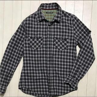 ニーキュウイチニーキュウゴーオム(291295=HOMME)の291295 チェックシャツ(シャツ)