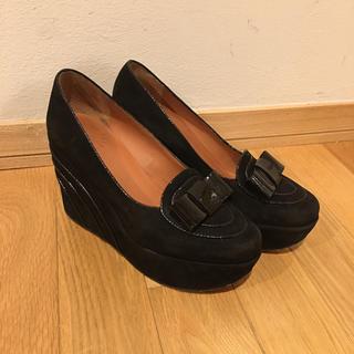 マークバイマークジェイコブス(MARC BY MARC JACOBS)のマークバイマークジェイコブス  靴 36(ハイヒール/パンプス)