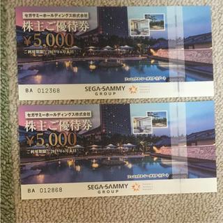 フェニックスシーガイアリゾート利用券1万円分(遊園地/テーマパーク)