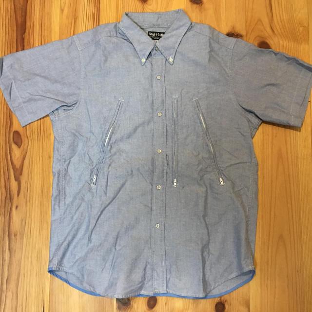 Rough & Tumble ラブアンドタンブル BDシャツ スナップボタン | フリマアプリ ラクマ