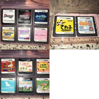 DS ソフト カセット(携帯用ゲームソフト)