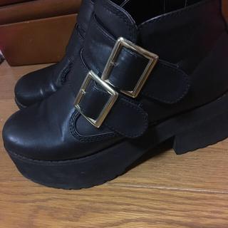 グースィー(goocy)のgoocy 人気デザイン ブーツ(ブーツ)