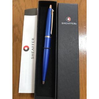 シェーファー(SHEAFFER)の新品★シェーファーSHEAFFER VFM9401BP ネオンブルー ボールペン(ペン/マーカー)