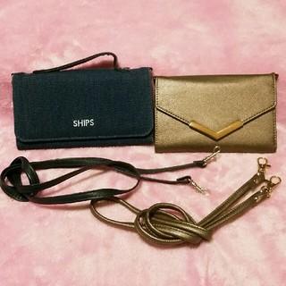 シマムラ(しまむら)の☺お財布ポシェットセット☺(財布)