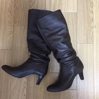 ソフィアコレクション(Sophia collection)のソフィアコレクション☆ロングブーツ 24センチ(ブーツ)