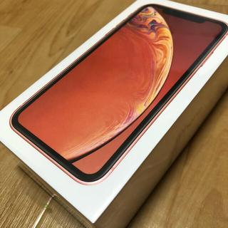 アップル(Apple)のiPhone XR 64GB SIMフリー(スマートフォン本体)