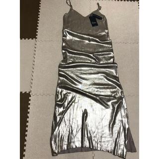 ザラ(ZARA)の新品未使用 ZARA ロングドレス(ロングドレス)