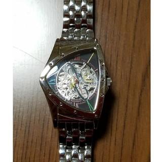 コグ(COGU)のCOGU コグ腕時計メンズ自動巻きフルスケルトン(腕時計(アナログ))