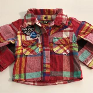 SAUCYチェックシャツ(シャツ/カットソー)
