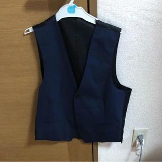スーツカンパニー(THE SUIT COMPANY)の美品 スーツセレクト ジレ ベスト (スーツベスト)