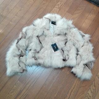 チュー(CHU XXX)のCHU×××毛皮ファーコート 新品未使用 結婚式に♪(毛皮/ファーコート)