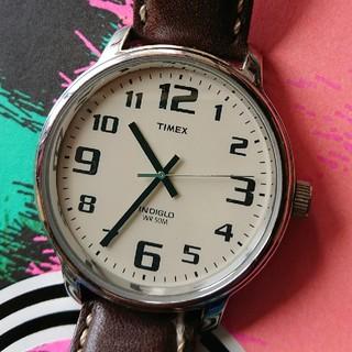 タイメックス(TIMEX)のタイメックス、INDIGLO(腕時計(アナログ))