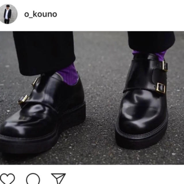 KIDS LOVE GAITE(キッズラブゲイト)のキッズラブゲイトダブルモンクシュー メンズの靴/シューズ(ブーツ)の商品写真