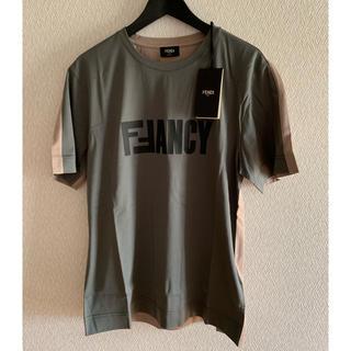 フェンディ(FENDI)の阪急購入 新品 フェンディ 18SS カットソー(Tシャツ/カットソー(半袖/袖なし))