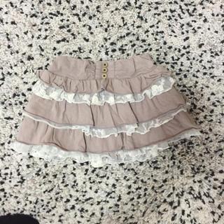 ジェモー(Gemeaux)のGemeaux キュロットスカート 80(スカート)