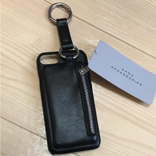 ザラ(ZARA)の新品未使用タグ付き☆ZARA iPhone 7 ケース(その他)