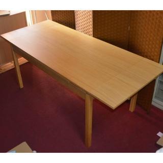 MUJI (無印良品) - 無印良品 MUJI  テーブル エクステンション