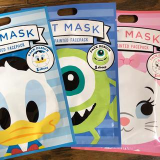 ディズニー(Disney)のディズニー アートマスク(パック / フェイスマスク)