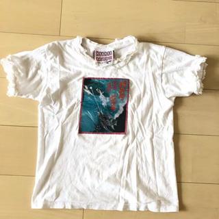 ケースリー(k3)のMIMI WADE ガメラプリントTシャツ(Tシャツ(半袖/袖なし))