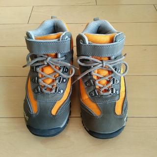 モンベル(mont bell)のモンベル キッズ登山靴 20cm(アウトドアシューズ)