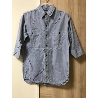 トローヴ(TROVE)のTROVE 七分袖シャツ サイズ2(シャツ)