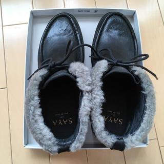 サヤ(SAYA)のSAYAの靴(ローファー/革靴)
