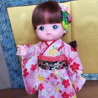 メルちゃんの振り袖 ピンク(ぬいぐるみ/人形)