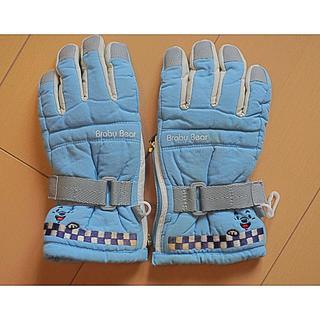 キッズスキー 手袋(ウエア/装備)