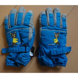 キッズ スキー 手袋(ウエア/装備)