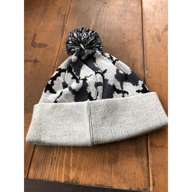 シュプリーム ニット帽 Supreme 帽子 ビーニー メンズの帽子(ニット帽/ビーニー)の商品写真