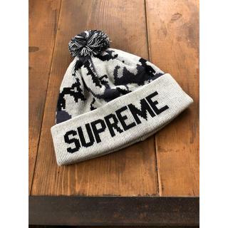 シュプリーム ニット帽 Supreme 帽子 ビーニー(ニット帽/ビーニー)