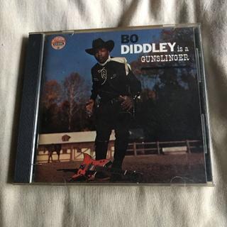 Bo Diddley - Bo Diddley Is A Gunslinger(ブルース)