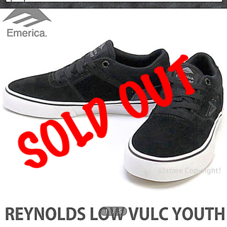 [SOLD OUT] Emerica.   reynolds  22cm