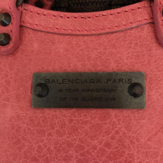 super popular 18bf9 8fb6e BALENCIAGA 限定品「10周年記念」ミニファーストバッグチャーム