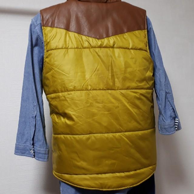 GU(ジーユー)のGU ダウンベスト M レディースのジャケット/アウター(ダウンベスト)の商品写真